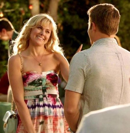 Laura Bell Bundy in hart of dixie