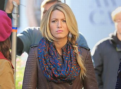 Blake Lively without makeup
