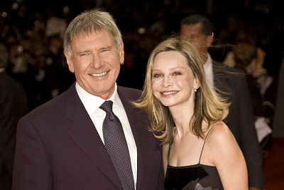 Calista Flockhart and Harrison Ford - Successful Plastic Surgery