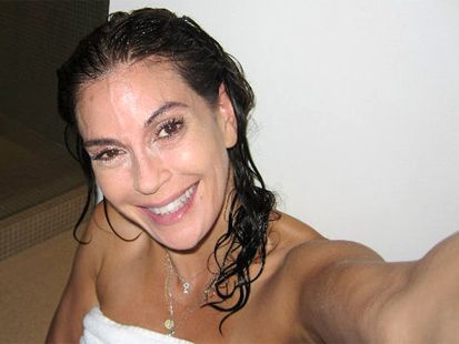 Teri Hatcher without makeup