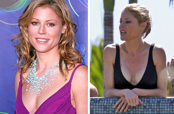 julie bowen plastic surgery nose